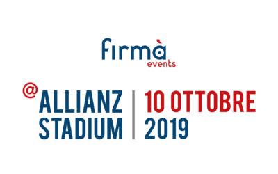 Allianz Stadium | 10 Ottobre 2019