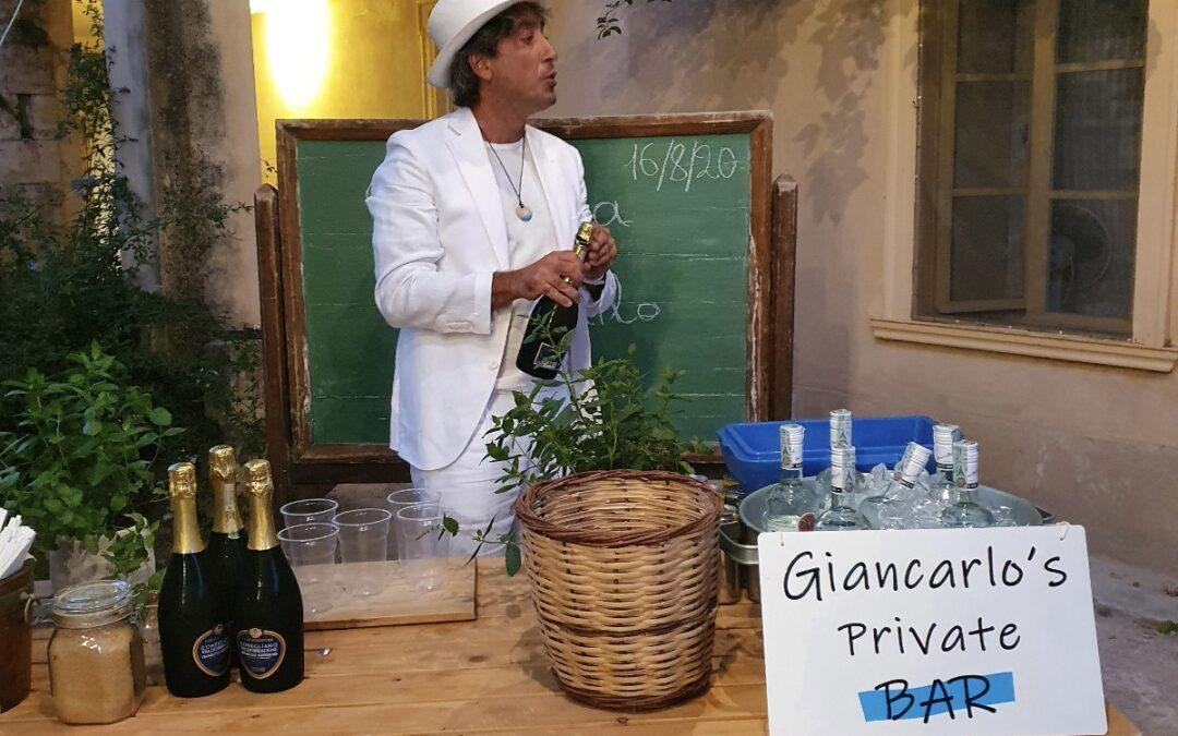 Tanti Auguri al socio Giancarlo Alfani!
